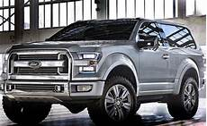 2017 Ford Bronco Raptor News Reviews Msrp Ratings