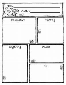 story map worksheet grade 4 11623 grade a la carte with images reading comprehension worksheets classroom freebies