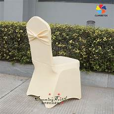 factory wholesale stretch banquet chair cover wedding lycra spandex seat cover buy stretch