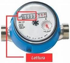 piombatura contatore gas differenze di lettura tra contatori acqua condominiale e