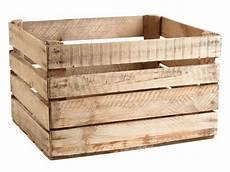 caisse en bois rustique vente de aubry gaspard conforama