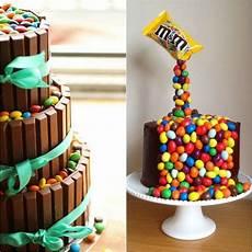 kitkat torte und m m torte kreative ideen geburtstag