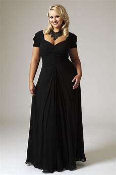 plus size formal dressed up