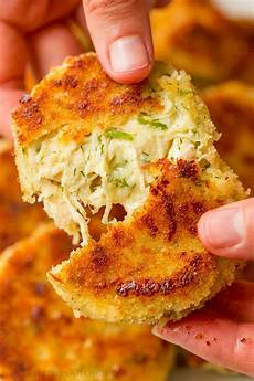 chicken patties easy chicken cakes video natashaskitchen com