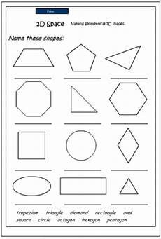 naming 2d shapes mathematics skills online interactive activity lessons
