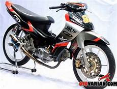 Modifikasi Motor Road Race by Gambar Modifikasi Jupiter Z Road Race Paling Sporty Dan Keren
