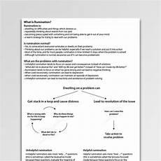 depression cbt worksheets handouts psychology tools