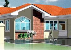 ghana floor plans 4 bedrooms and 3 bathrooms for all