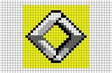Pixel Logo Voiture Renault Pixel Brik
