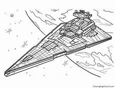wars destroyer coloring page coloring page