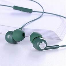 Joyroom Heavy Bass Earphone Stereo Braided by Joyroom E102s Earphone Green Australia New Range Of