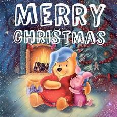 winnie the pooh merry christmas