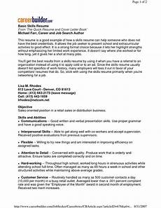 interpersonal skills resume awesome unique letter