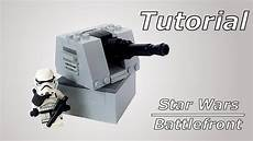 how to build lego wars imperial turbolaser moc