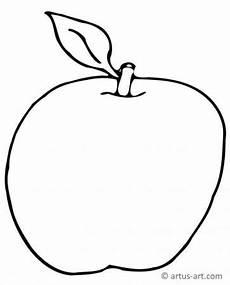 Ausmalbilder Apfel Zum Ausdrucken Obst Ausmalbilder 187 Kreative Fr 252 Chte Malvorlagen Zum Ausmalen