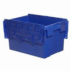 Bac En Plastique Ajour 233 48 L Avec Couvercle Mjpro