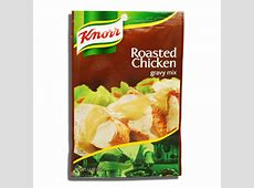 knorr gravy packages
