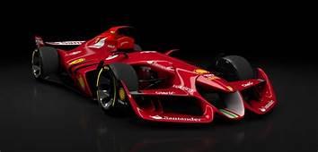 Ferraris F1 Concept Car Made For Assetto Corsa