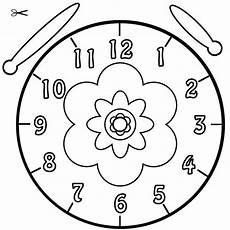 Malvorlagen Uhren Kostenlos Vorlage Uhr Blume 229 Malvorlage Uhr Ausmalbilder