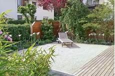Kiesbett Garten