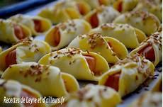 cuisine feuilletes et bouchees aux knackis ou au merguez