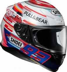 Shoei Nxr Marquez Power Up Tc 1 Helmet Free Visor