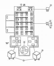 2003 pt cruiser fuse box diagram 2003 chrysler pt cruiser 2 4l 4 cyl dohc 16v smpi 5 speed manual relays fuses circuit