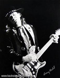 stevie vaughan concert all access 40 years of rock concert photos featured at backstage auctions