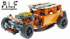 lego technic 42093 rod speed build