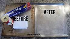 how to clean aluminum how to clean aluminum baking sheet
