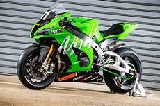 team kawasaki src zx 10r world race bike