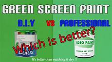 green screen paint diy professional which one for your chroma key background rosco