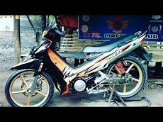 Fiz R Modif Minimalis by Modifikasi Yamaha Fiz R Simple Elegan
