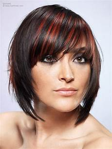 colored bob hairstyles 55 hairstyles with bangs and fringes to inspire your next