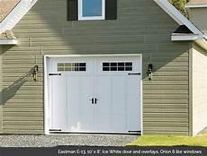 Garage Doors 8 X 10 eastman e 13 township traditional style garage door