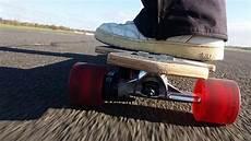 elektro skateboard selber bauen e skateboard testfahrt