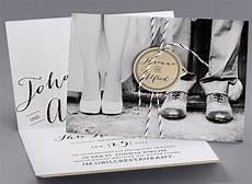 Hochzeitskarte Clyde M39 001 Kollektion