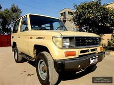 used toyota land cruiser vx limited edition 1992 car for sale in lahore 1051437 pakwheels
