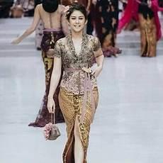 Kebaya Kartini Brokat Modern Galeri Busana Dan Baju Muslim