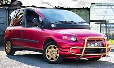 Fiat Multipla Quot Uglyproject Quot Jp Performance Update