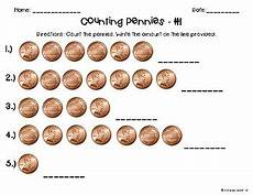 money worksheets pennies 2288 counting coins worksheets pennies only by the busy beehive tpt