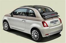 limited run fiat 500 60th edition launched to commemorate