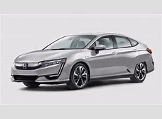 2018 Honda Clarity Plug In Hybrid Exterior Color Options