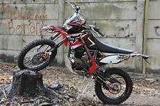 D Tracker Modif by Modifikasi Ringan Kawasaki D Tracker 150 Jadi Trail