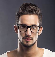 short hairstyles with glasses for men latest pictures 2014