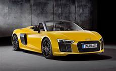 audi r8 2016 prix 2017 audi r8 spyder improves just about every aspect of