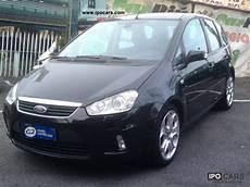 ford c max titanium 2007 ford c max tdci titanium 1600 car photo and specs