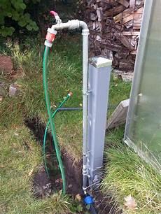 wasserzapfstelle garten selber bauen pin robert proch 225 zka auf vodovod wasserzapfstelle