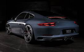 2016 Porsche 911 Carrera By TechArt  Wallpapers And HD