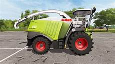 Claas Jaguar 930 For Farming Simulator 2017
